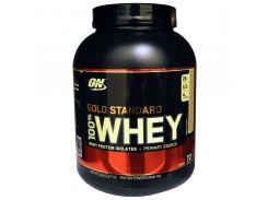 Сывороточный протеин изолят (100% Whey Gold Standard) со вкусом десерта Роки Роуд 2270 г
