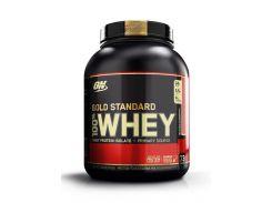Сывороточный протеин изолят (100% Whey Gold Standard) со вкусом клубники 2270 г