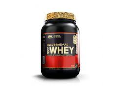 Сывороточный протеин изолят (100% Whey Gold Standard) со вкусом праздничного торта 909 г