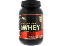 Сывороточный протеин изолят (100% Whey Gold Standard) со вкусом шоколадного мусса 909 г
