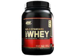 Сывороточный протеин изолят (100% Whey Gold Standard) со вкусом двойного шоколада 909 г