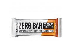 Протеиновый батончик (ZERO Bar) со вкусом шоколада-карамели 50 г