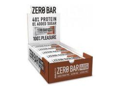 Протеиновый батончик (ZERO Bar) со вкусом печенья с шоколадной крошкой 50 г 20 штук