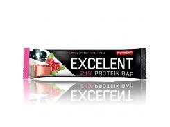 Батончик протеиновый (Excelent Protein Bar) со вкусом черная смородина-клюква 85 г