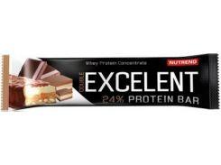 Батончик протеиновый двойной (Excelent Protein Bar Double) со вкусом шоколад-нуга с клюквой 85 г