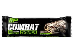 Батончик Combat Crunch Bar шоколад и арахисовое масло 63 г