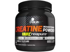Креатин моногидрат (Creatine monohydrate powder creapure) 5000 мг 500 г
