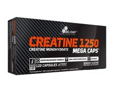Креатин (Creatine 1250 Mega Caps) 1250 мг 120 капсул