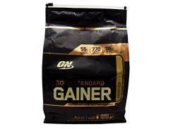 Гейнер Золотой Стандарт (Gold Standard Gainer) со вкусом ванильного мороженого 4.67 кг