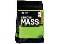 Гейнер (Serious Mass) со вкусом шоколад-арахисовое масло 5.44 кг