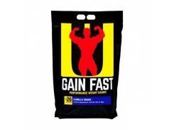 Гейнер (Gain Fast 3100) со вкусом ванили 5900 г