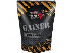 Гейнер Strong Fit Brutto со вкусом ванили 909 г