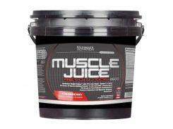 Гейнер Muscle Juice Revolution 2600 со вкусом клубники 5040 г