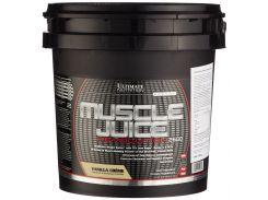 Гейнер Muscle Juice Revolution 2600 со вкусом ванили 5040 г