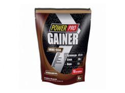 Гейнер Power Pro Gainer Amino+BCAA со вкусом бразильского ореха 4000 г