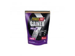 Гейнер Power Pro Gainer Amino+BCAA со вкусом ренклод 4000 г