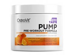 Предтренировочный комплекс Pump Pre-Workout 300 г со вкусом апельсин