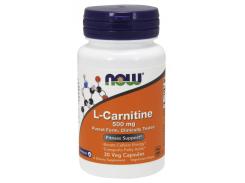Л-Карнитин (L-Carnitine) 500 мг 30 капсул