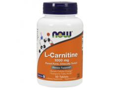 Л-Карнитин (L-Carnitine) 1000 мг 50 таблеток