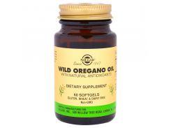 Масло орегано (Wild Oregano Oil) 175 мг 60 капсул