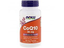 Коэнзим Q10 (CoQ10), 30 мг, 120 капсул