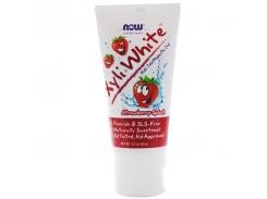 Детский зубной гель со вкусом клубники (XyliWhite, Kids Toothpaste Gel) 85 г