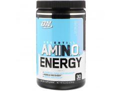 Энергетическая добавка с незаменимыми аминокислотами (ON Essential Amino Energy) со вкусом сладкой ваты 270 г