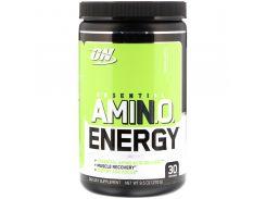 Энергетическая добавка с незаменимыми аминокислотами (ON Essential Amino Energy) со вкусом зеленого яблока  270 г