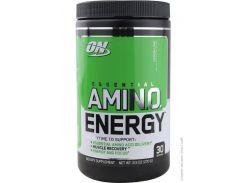 Энергетическая добавка с незаменимыми аминокислотами (ON Essential Amino Energy) со вкусом лимон-лайма  270 г