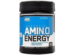 Энергетическая добавка с незаменимыми аминокислотами (ON Essential Amino Energy) со вкусом голубой малины 585 г