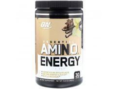 Энергетическая добавка с незаменимыми аминокислотами (ON Essential Amino Energy) со вкусом холодного кофе с ванилью 300 г