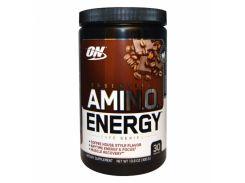 Энергетическая добавка с незаменимыми аминокислотами (ON Essential Amino Energy) со вкусом капучино 300 г