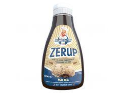 Низкокалорийный сироп (low calories syrup Zerup) со вкусом малага 425 мл