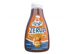 Низкокалорийный сироп (low calories syrup Zerup) со вкусом кленового сиропа 425 мл