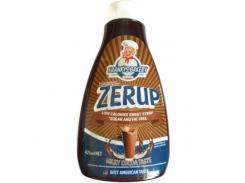 Низкокалорийный сироп (low calories syrup Zerup) со вкусом какао 425 мл
