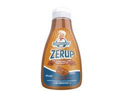 Низкокалорийный сироп (low calories syrup Zerup) со вкусом соленой карамели 425 мл