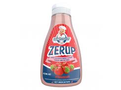 Низкокалорийный сироп (low calories syrup Zerup) со вкусом клубники 425 мл