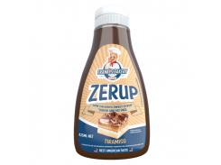 Низкокалорийный сироп (low calories syrup Zerup) со вкусом тирамису 425 мл