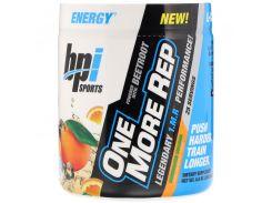 Изотоник BPI One more rep со вкусом апельсина 250 г