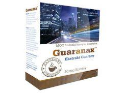 Энергетик Гуарана (Olimp Guaranax) 400 мг 60 капсул