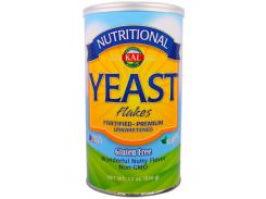 Дрожжи хлопьями несладкие (Yeast Flakes) 340 г
