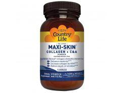 Коллагеновая добавка ( Maxi-Skin Collagen plus C and A Powder) 78 г