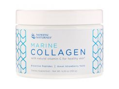 Морской коллаген (Marine Collagen) 150 г со вкусом клубники