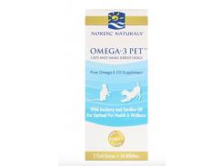 Омега-3 для кошек и небольших собак 60 мл