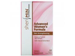 Усовершенствованная формула для укрепления волос у женщин (Advanced Women's Hair Strengthening Formula) 60 таблеток
