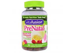 Пренатальные витамины, 90 жевательных таблеток