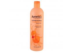 Гель для душа с персиковым ароматом (Aveeno), 473 мл