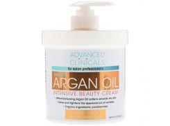 Крем интенсивный с аргановым маслом (Argan Oil Intensive Beauty Cream) 454 г