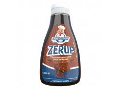 Низкокалорийный сироп (low calories syrup Zerup) со вкусом шоколада с карамелью и орехами 425 мл