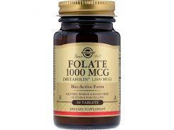 Фолат (Folate as metafolin) 1000 мкг 60 таблеток